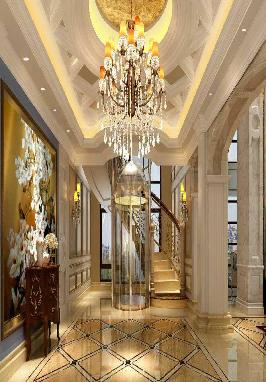 武汉别墅小型电梯