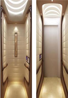 别墅电梯(未来风格)