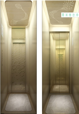 别墅电梯(现代风格)