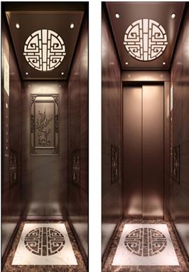 别墅电梯(中式风格)